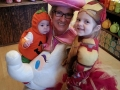 Mrs. Potts and her grandbabies!