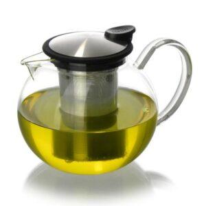 Bola 38 oz Glass Teapot