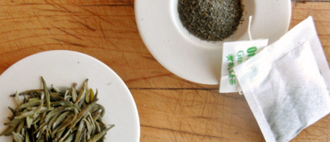 Loose Leaf vs Tea Bags